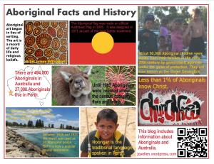 Aboriginal Facts