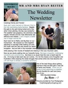 The Wedding-Internet