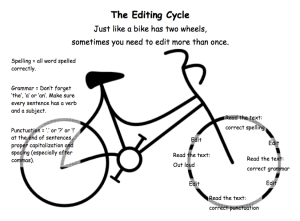 The Editing Cycle